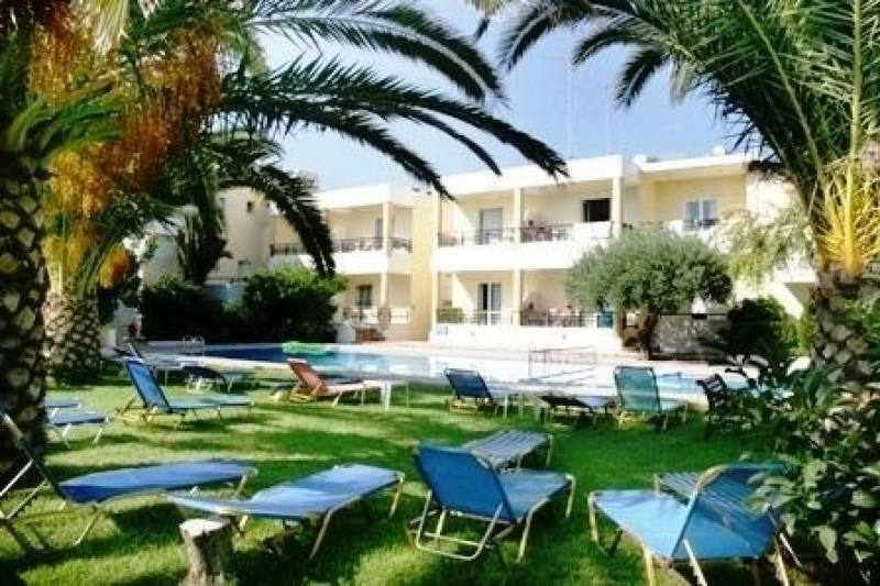 Appartementen Marakis - Platanias - Chania Kreta